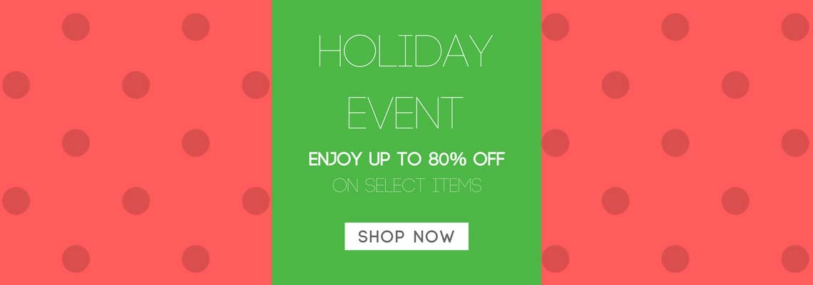 Shop Holiday Sales!