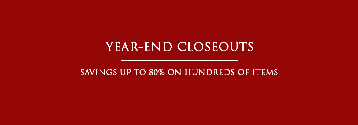 Clearance! Up to 80% OFF!