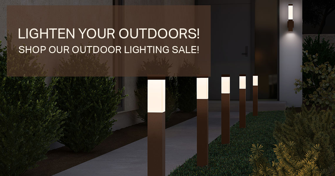 Outdoor Lighting Sale!