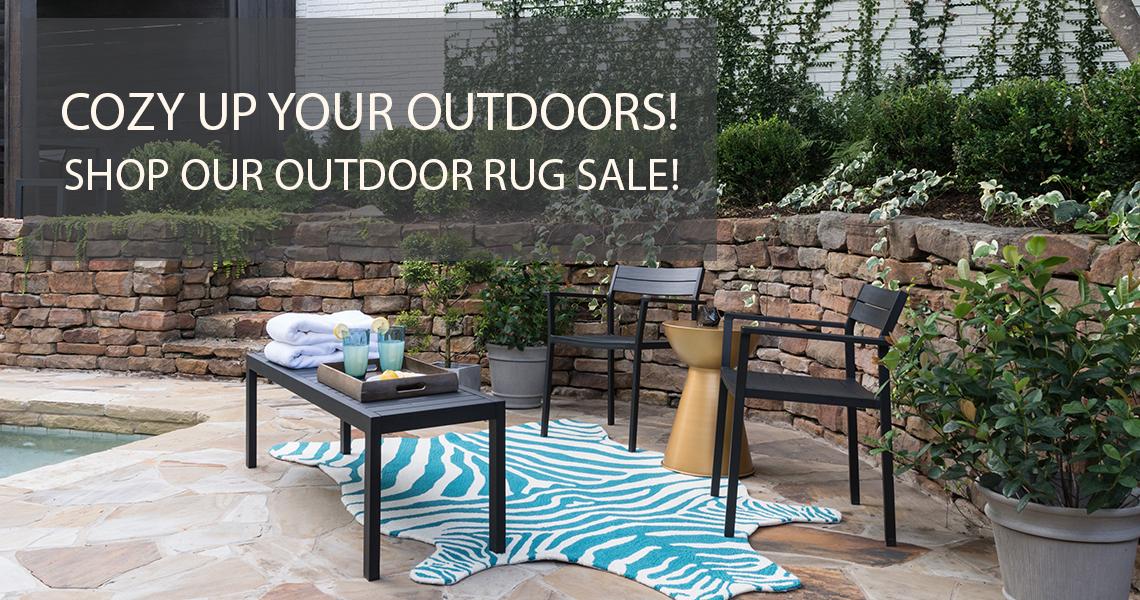 Outdoor Rug Sale!