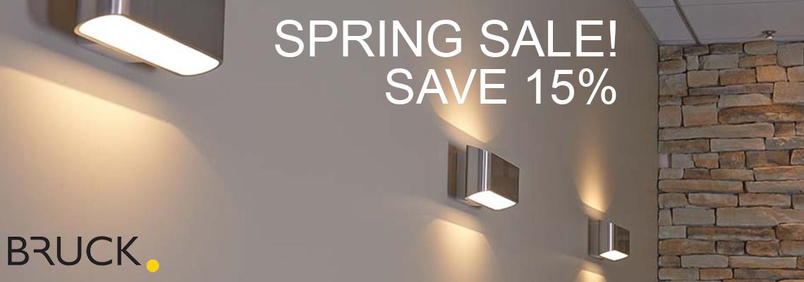 Bruck Spring Sale!