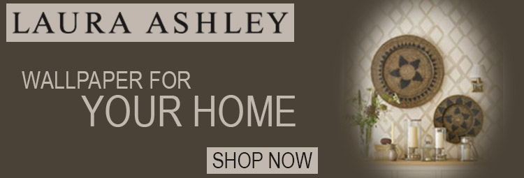 Save On Laura Ashley Wallpaper!