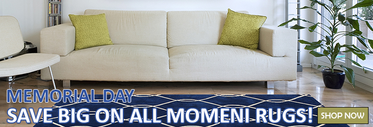 Save on All Momeni Rugs!