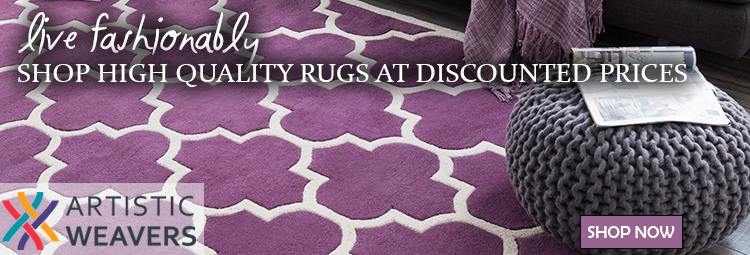 Save on all Artistic Weavers Rugs!