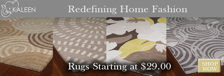 Save on All Kaleen rugs!