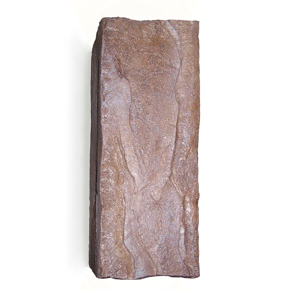 A19 Lighting- N18031-BR - Stone Wall Sconce Brown in Brown