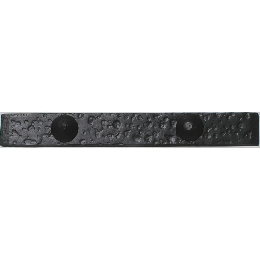 """Agave Ironworks ST009-02 12"""" Sonora Distress Flat End Strap in Brown Rust"""