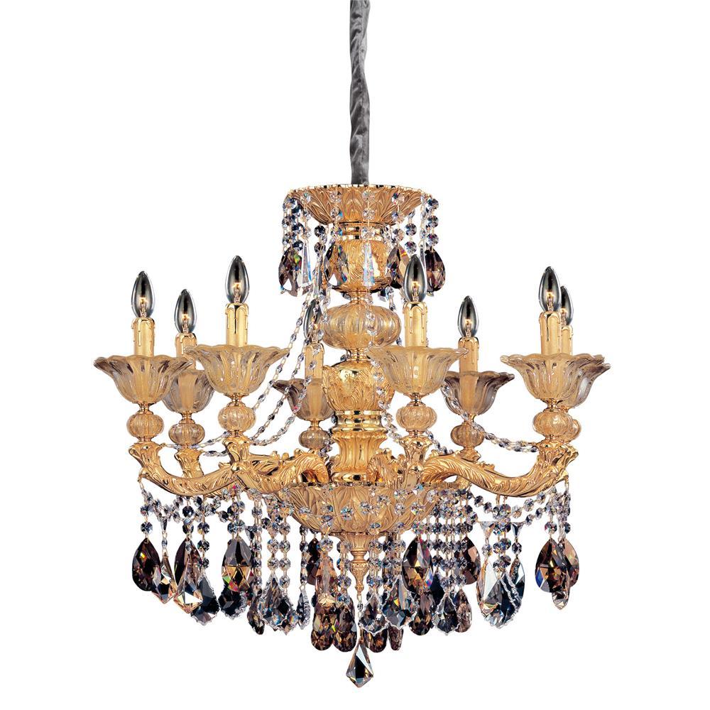 Allegri 10498-016-FR000 8 Light Chandelier