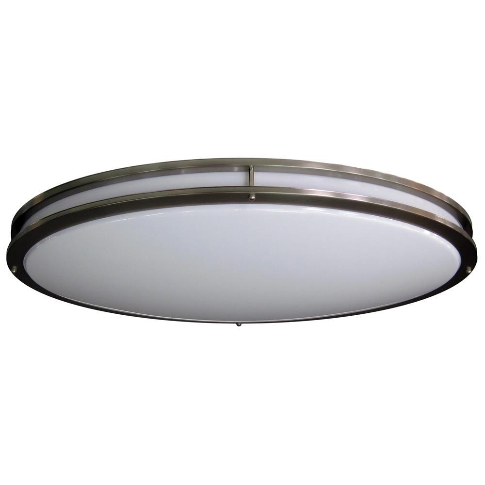 Ceiling Light Led Ring : Led jr nkl amax lighting oval ceiling