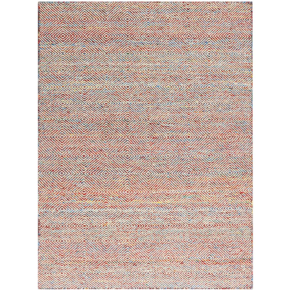 Amer Rugs AMB20203 Amber Modern Design Hand-Woven Rug in Rainbow