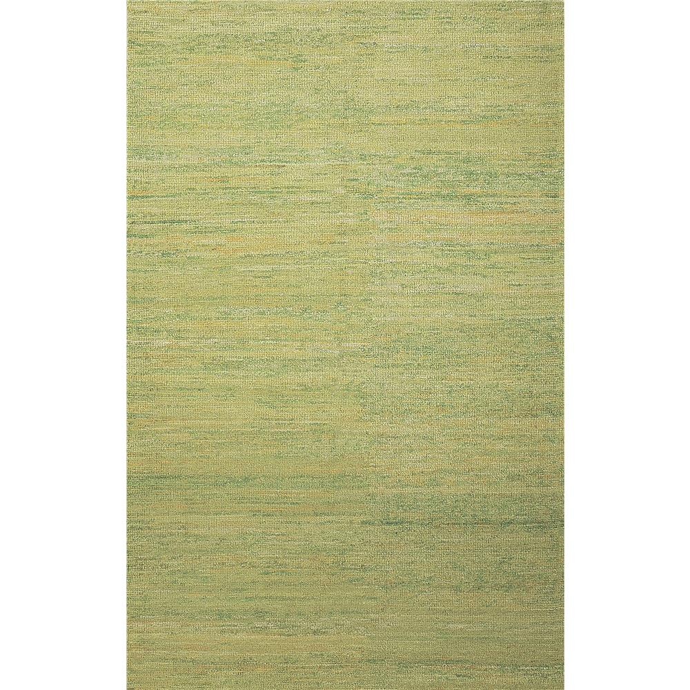Amer Rugs CHI30203 Chic Modern Design Hand-Woven Rug in Sage Green
