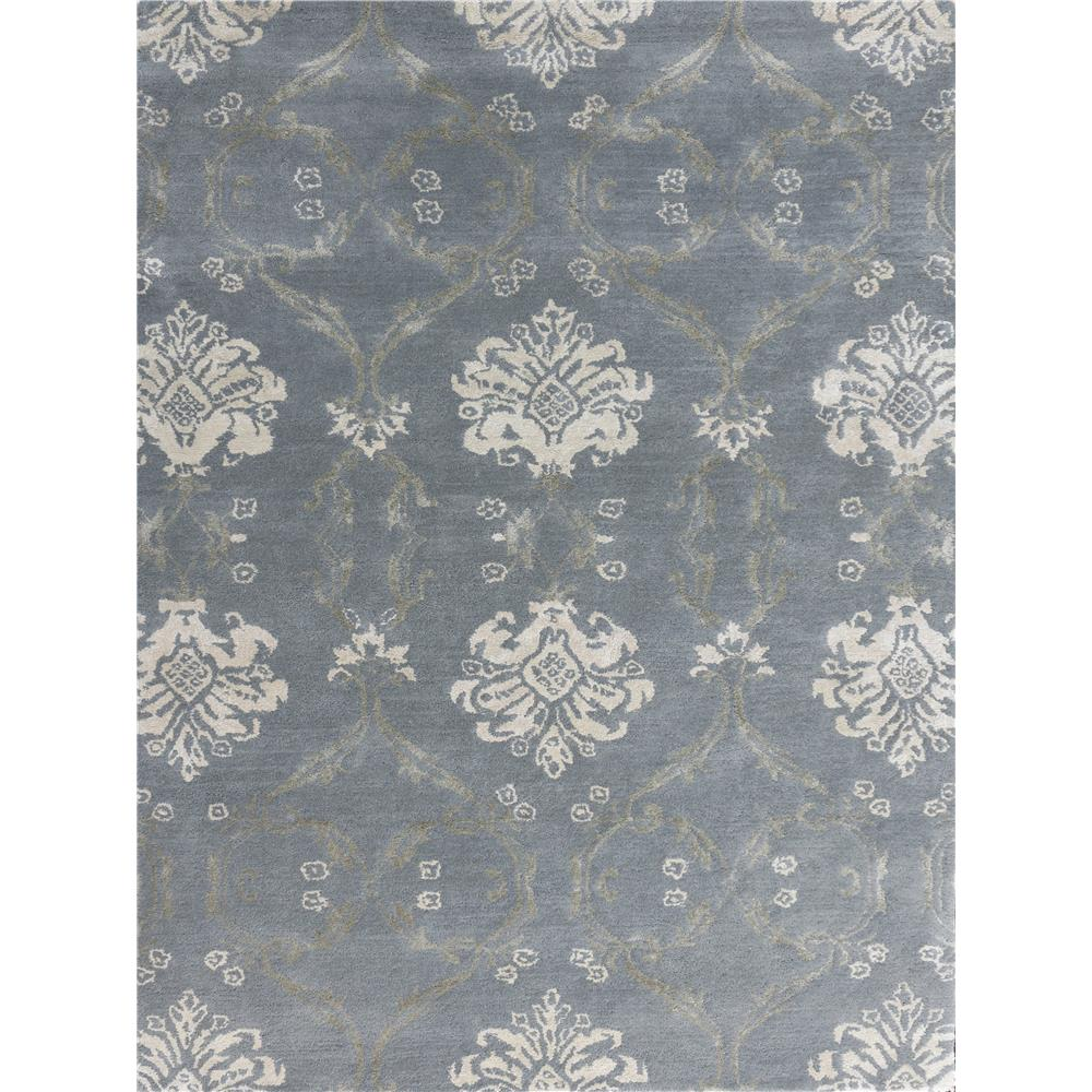 Amer Rugs SND2160203 Serendipity Modern Design Hand-Tufted Rug in Water Blue