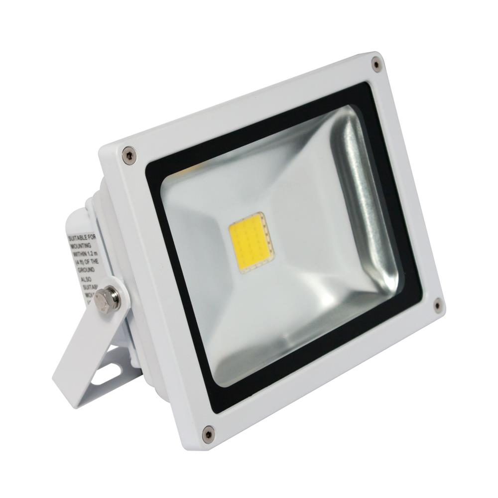 American Lighting Panorama PRO 201, 25 Watt,  3000K, White, Flood Light