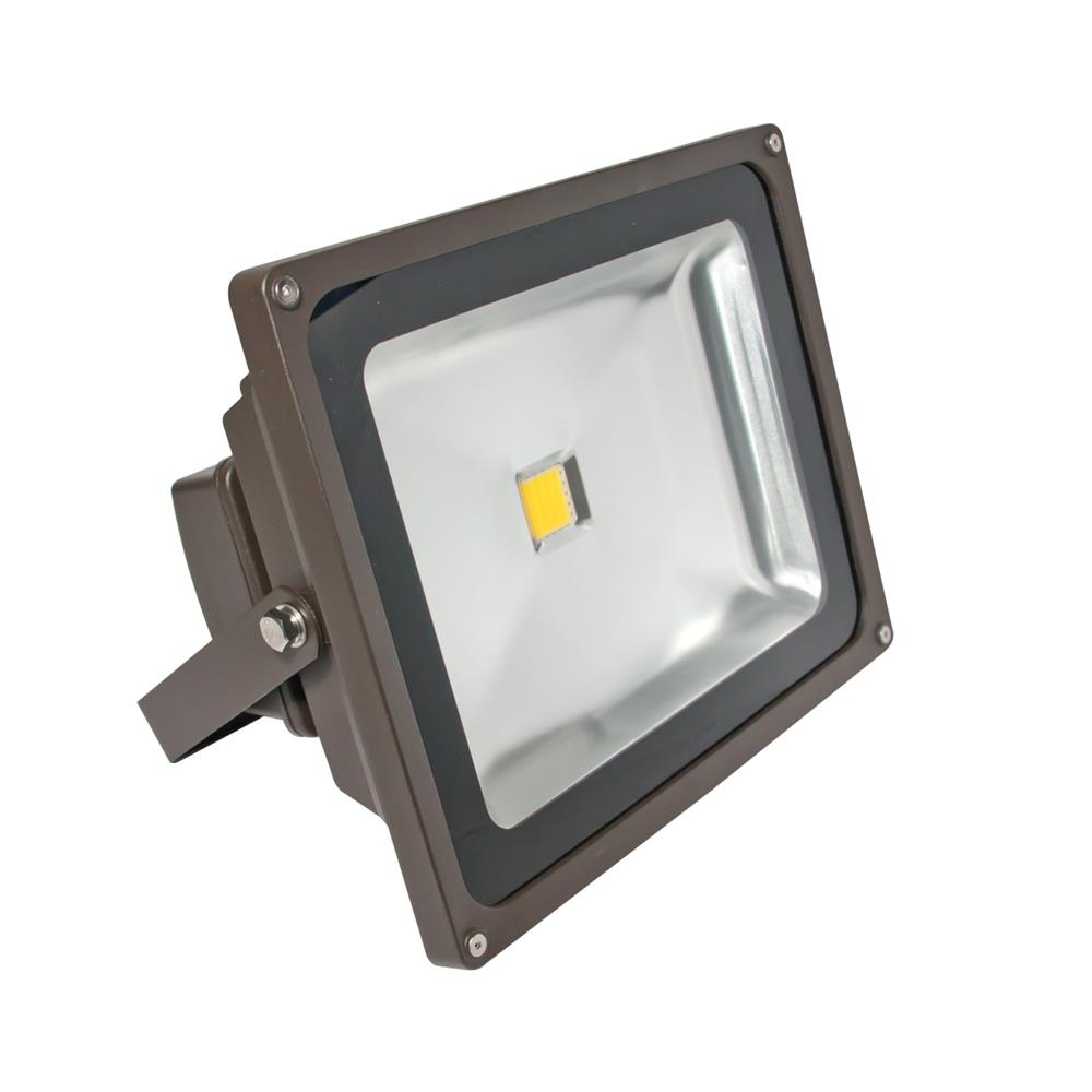 American Lighting Panorama PRO 501, 55 Watt, 4500K, Dark Bronze, Flood Light
