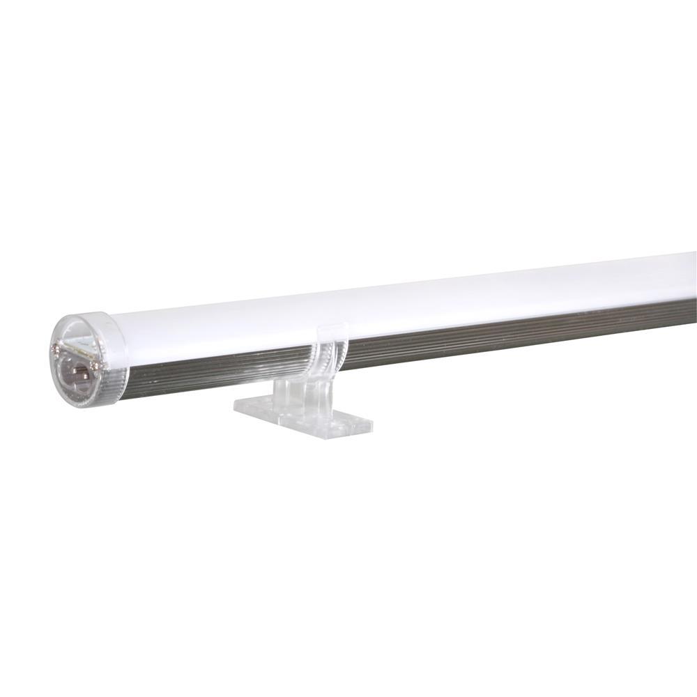 American Lighting Linkworks White 4100 Kelvin LED 47-Inch Linkable Linear Light with Power Cord