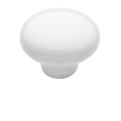 Amerock BP1920W Round Knob Allison Value Hardware