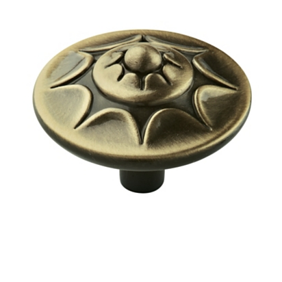 Amerock BP29118AB Knob Allison Hardware
