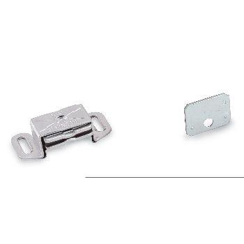 Amerock BP9783AL Magnetic Catches Catch in Aluminum