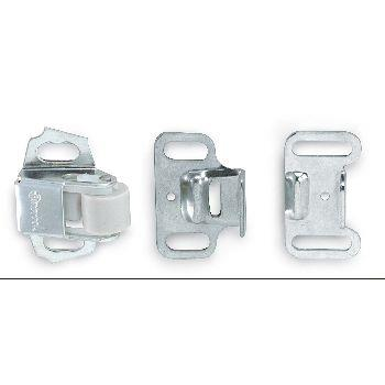 Amerock BP98232G Roller Catches Catch in Perma-Brite Zinc