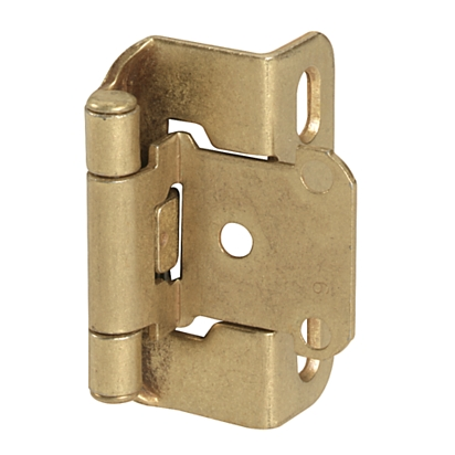 Amerock cabinet hinges goingknobs for Amerock hinges for kitchen cabinets
