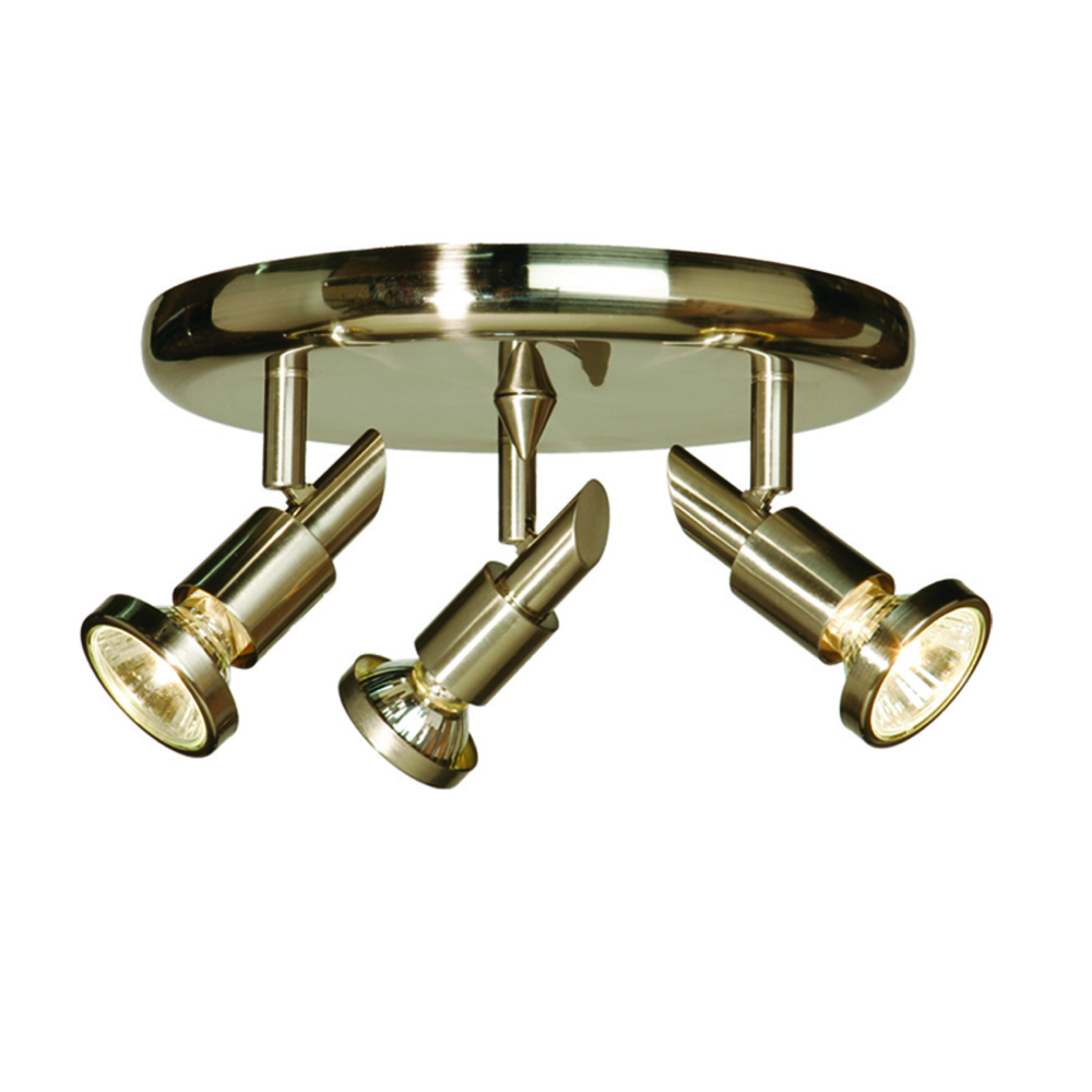 Artcraft AC5839BN Shuttle Collection Track in Brushed Nickel