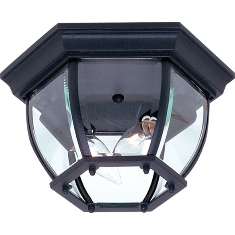 Artcraft AC8096BK Classico Collection Outdoor - Ceiling Mount in Black