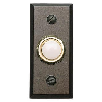 Atlas Homewares DB644-O Mission Bell in Aged Bronze