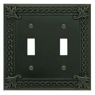 Atlas Homewares VDT-O VENETIAN DOUBLE TOGGLE Oil Rubbed Bronze