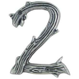 Atlas Homewares TN2L-P TWIG #2 PEWTER