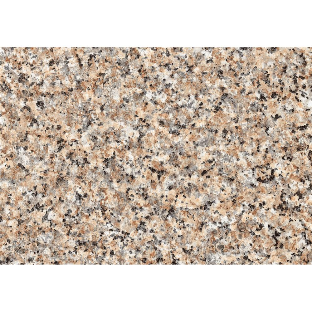 DC Fix by Brewster 346-0181 DC Fix Brown Granite Adhesive Film