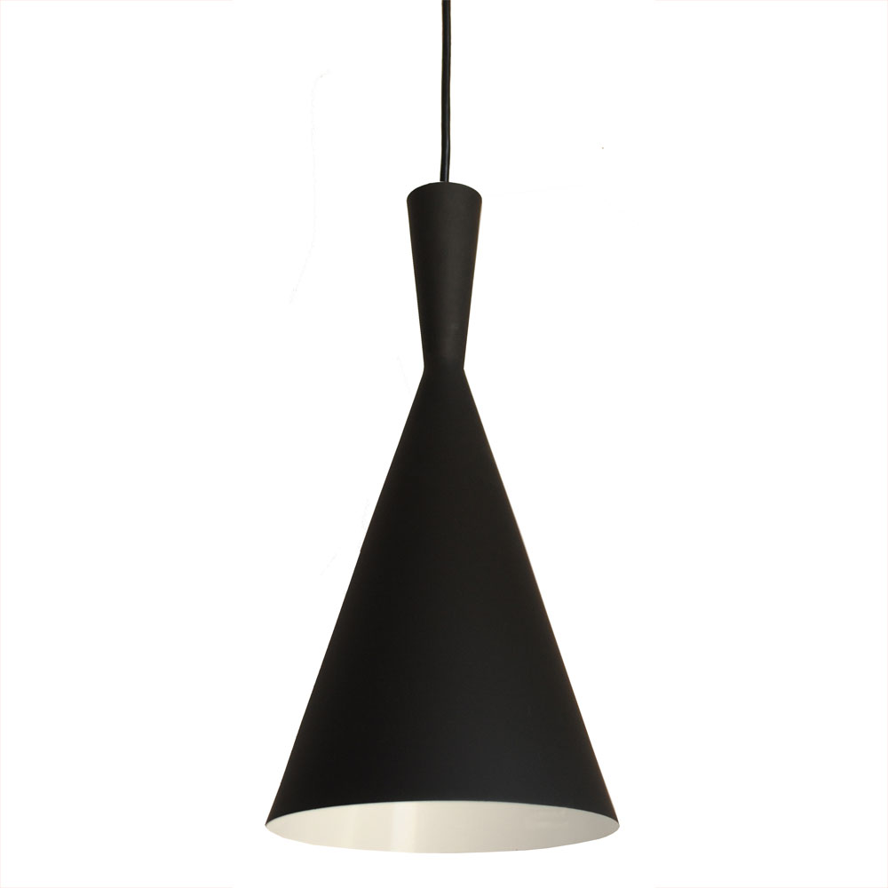b6003 bromi design b6003 berkley black single light