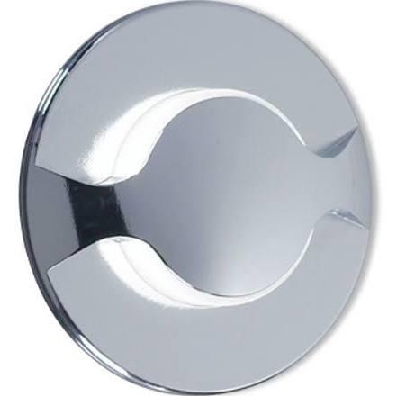 Bruck Lighting 135221ch/amb Duo LED Semi-Recessed Spot - Chrome Finish - Amber Color Temperature