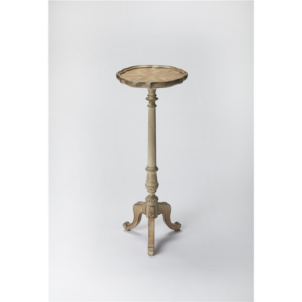 Butler Specialty 1931247 CHATSWOTH Butler Chatswoth Driftwood Pedestal Plant Stand