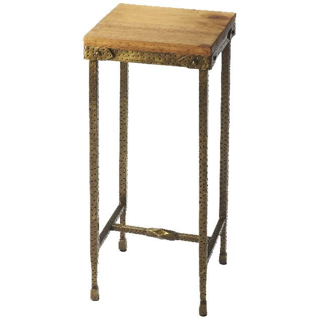 Butler Specialty 2887330 GRATTON Butler Gratton Iron & Wood Pedestal