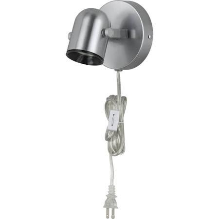 Cal Lighting Bo-998-Ru Wall Or Ceiling Mount Spot Light 12V Mr-16 50W Max Height Is 6In Diameter Of The Canopy Is 5In