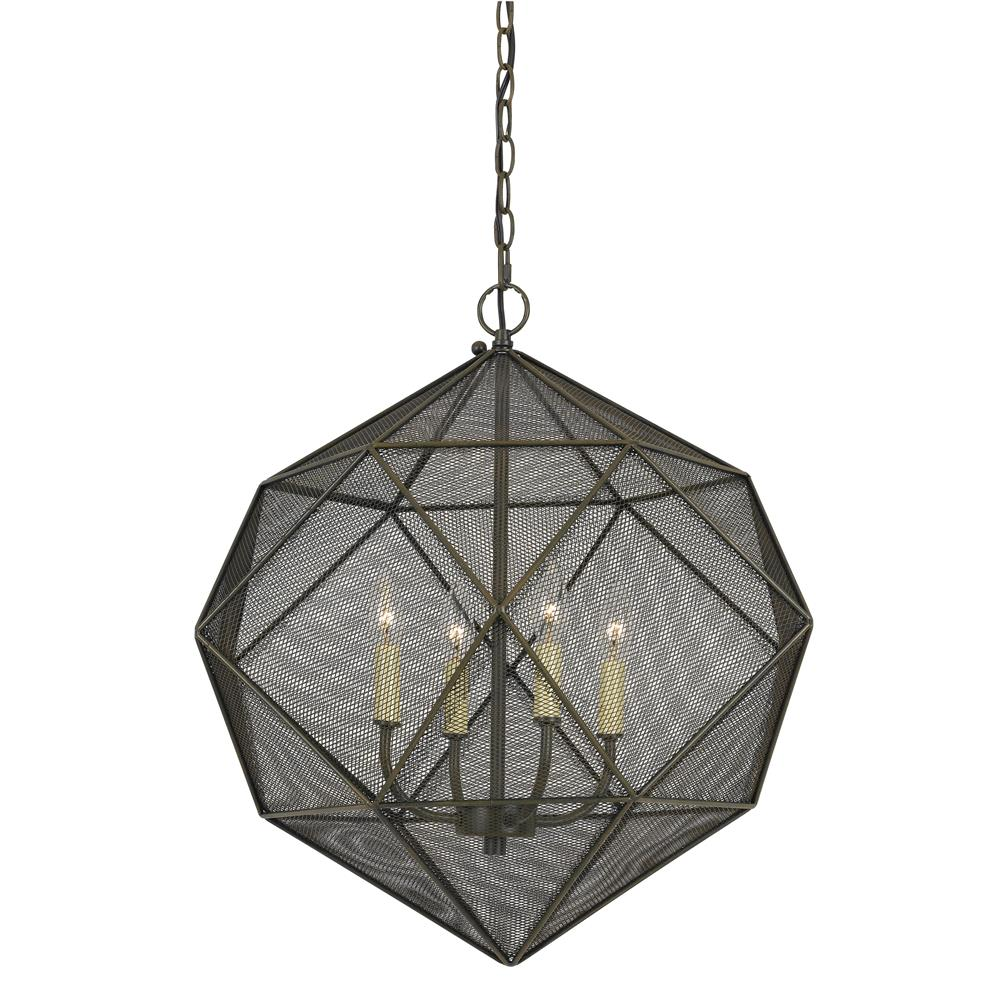 cal lighting fx 3603 4 cal lighting wood chandelier