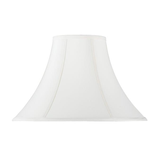 Cal Lighting SH-1060 7X18X12.5 BELL SHAPE HOTEL SHADE
