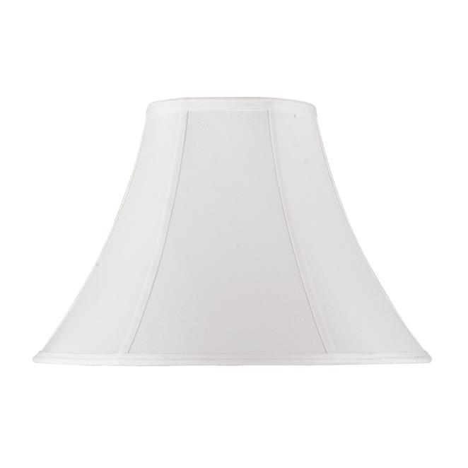 Cal Lighting SH-8014 SILK SHADE (BELL SHAPE)