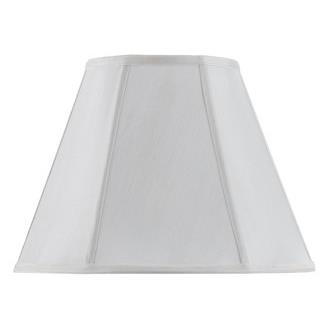 Cal Lighting SH-8106/14-WH White Replacement Shade