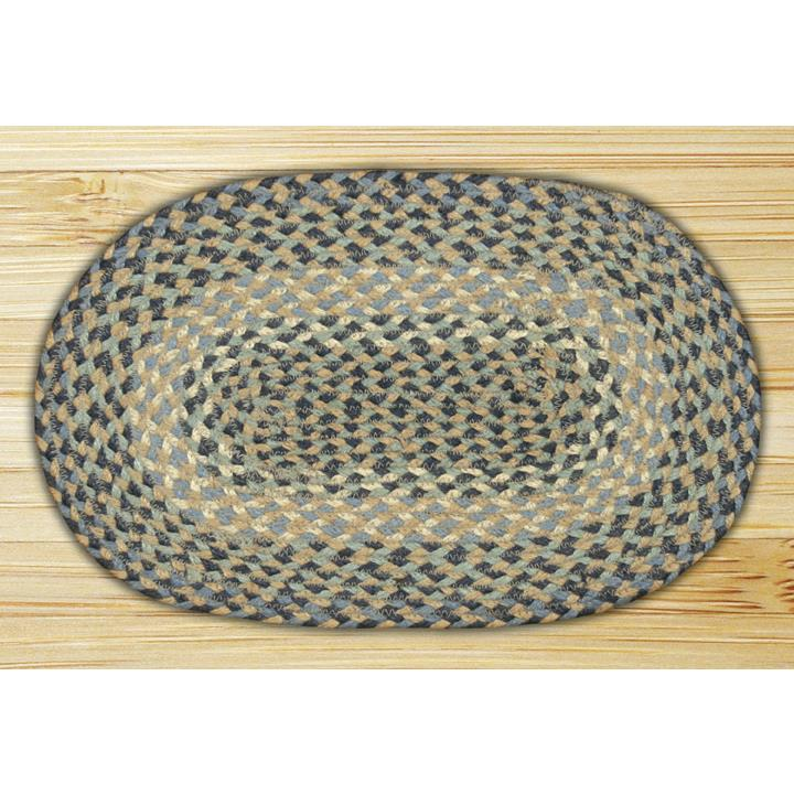 Capitol Earth Rugs 00-005 - Capitol Earth Rugs Color Family: Blues - GoingRugs