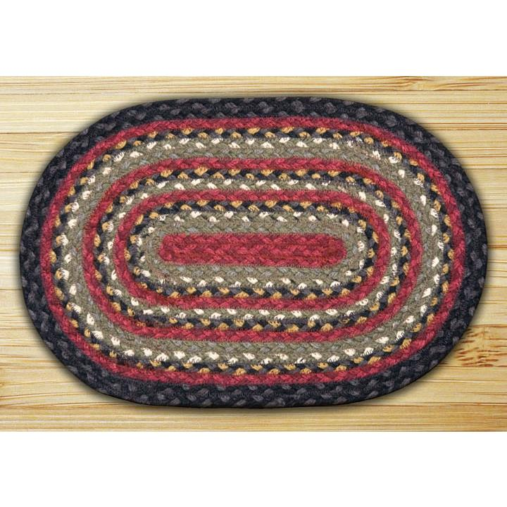 Capitol Earth Rugs 00-338 - Capitol Earth Rugs Color Family: Burgundys - GoingRugs