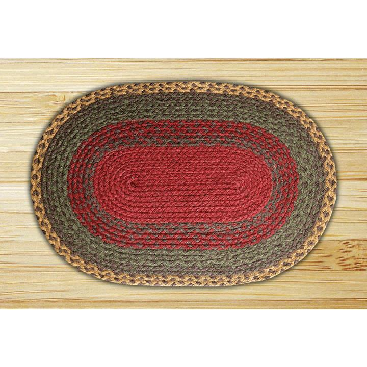 Capitol Earth Rugs 02-111 - Capitol Earth Rugs Color Family: Burgundys - GoingRugs