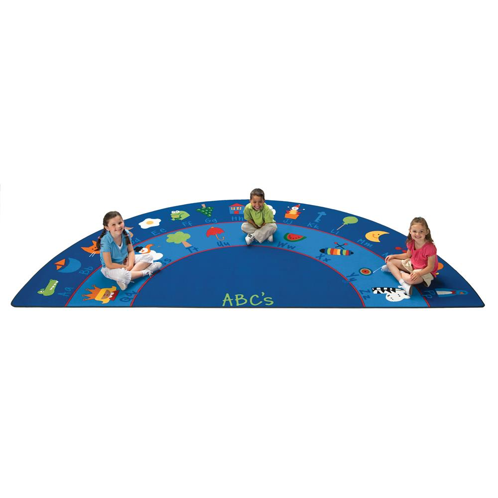 Carpet for Kids 9618 Fun with Phonics Rug