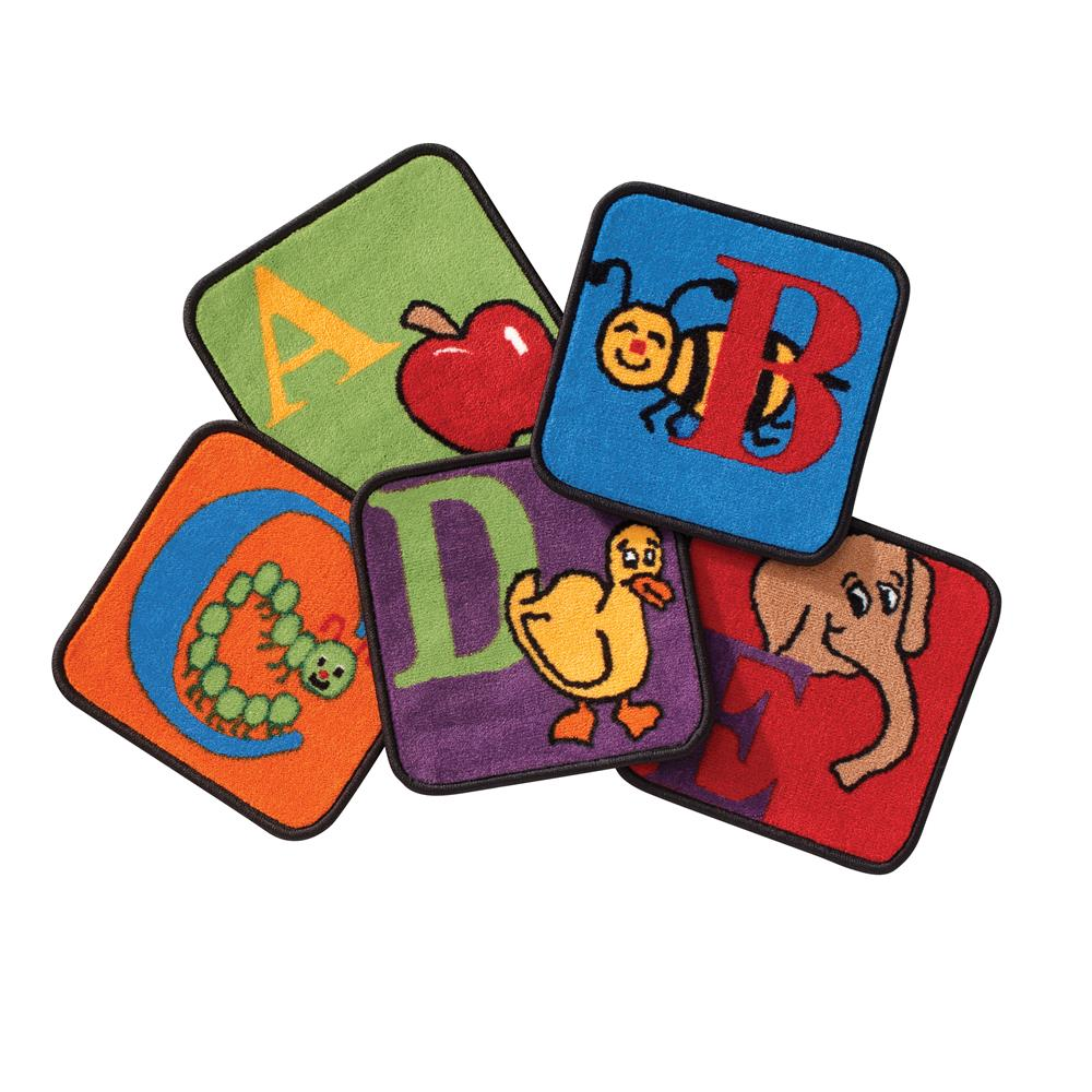 Carpet for Kids 2626 Reading by the Book Kit Rug - Set of 26