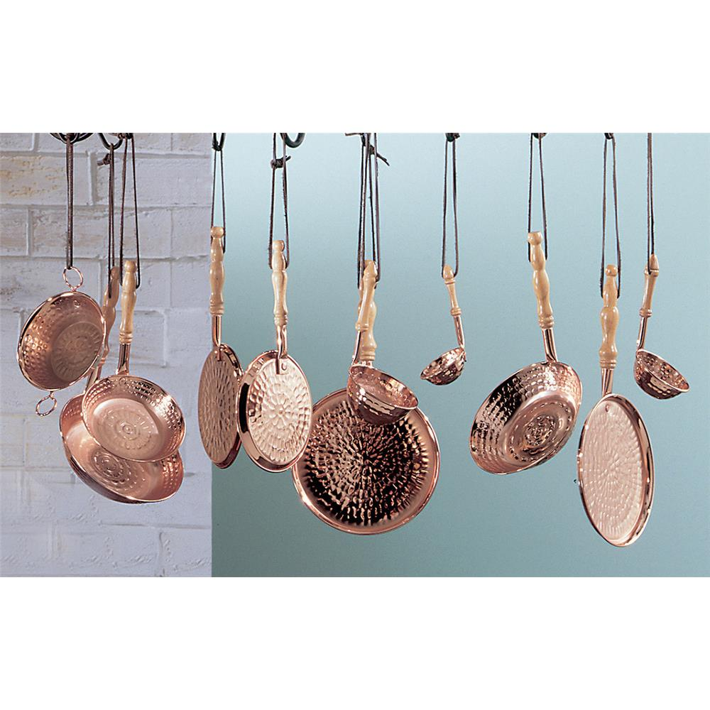 Classic Lighting CopperPots Country Kitchen Copper Pots