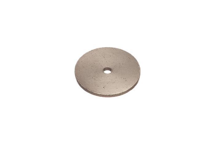"Colonial Bronze 204-M10 1"" diameter  Rose - Matte Satin Bronze"