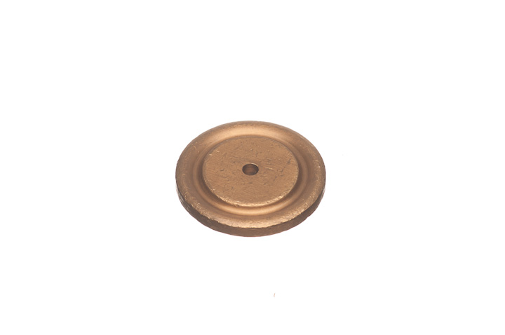 "Colonial Bronze 203-9 1 1/2"" diameter Rose - Polished Bronze"