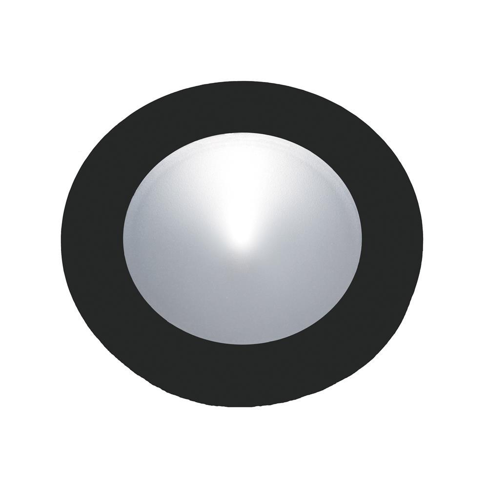 Cornerstone by Elk A701DL/60 Ursa Collection 1 Light Disc Light In Black