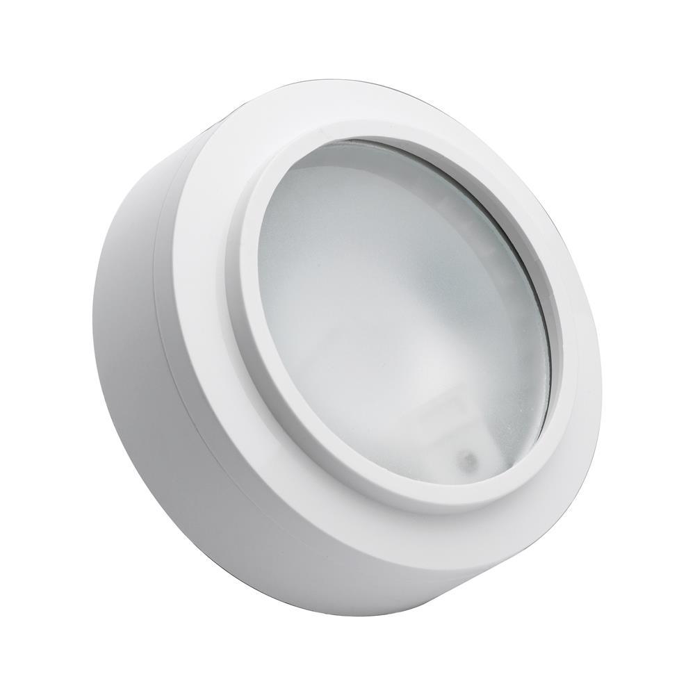 Cornerstone by Elk A721/40 Aurora 1 Light Xenon Disc Light In White