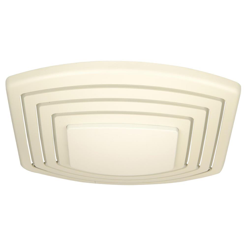 Craftmade TFV110SL 110 CFM Silent Fan Light in Designer White